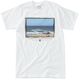 Hippy Tree Trekker T-Shirt Men white